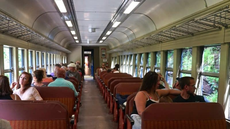 The best pet attraction in Pennsylvania: the scenic Lehigh Gorge Railroad | GoPetFriendly.com