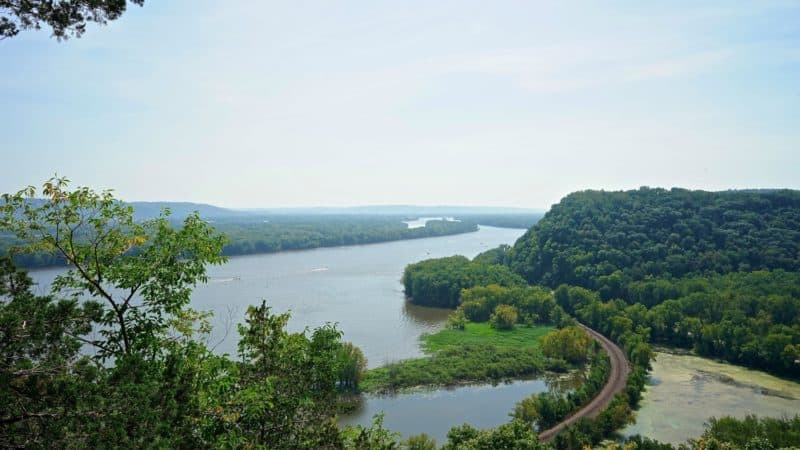 Iowa's Best Pet Attraction: Effigy Mounds National Monument GoPetFriendly.com