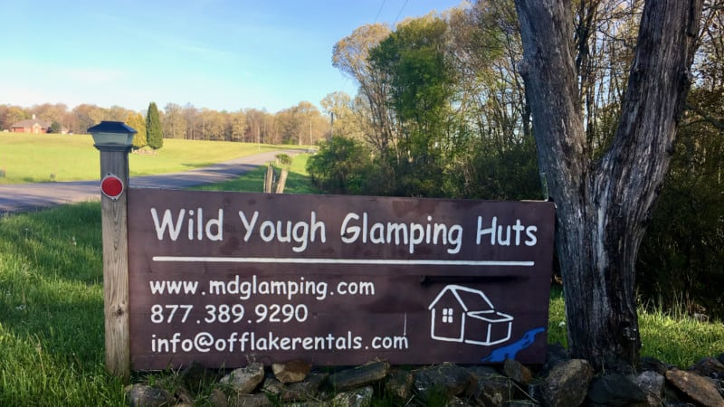Wild Yough Friendly Glamping