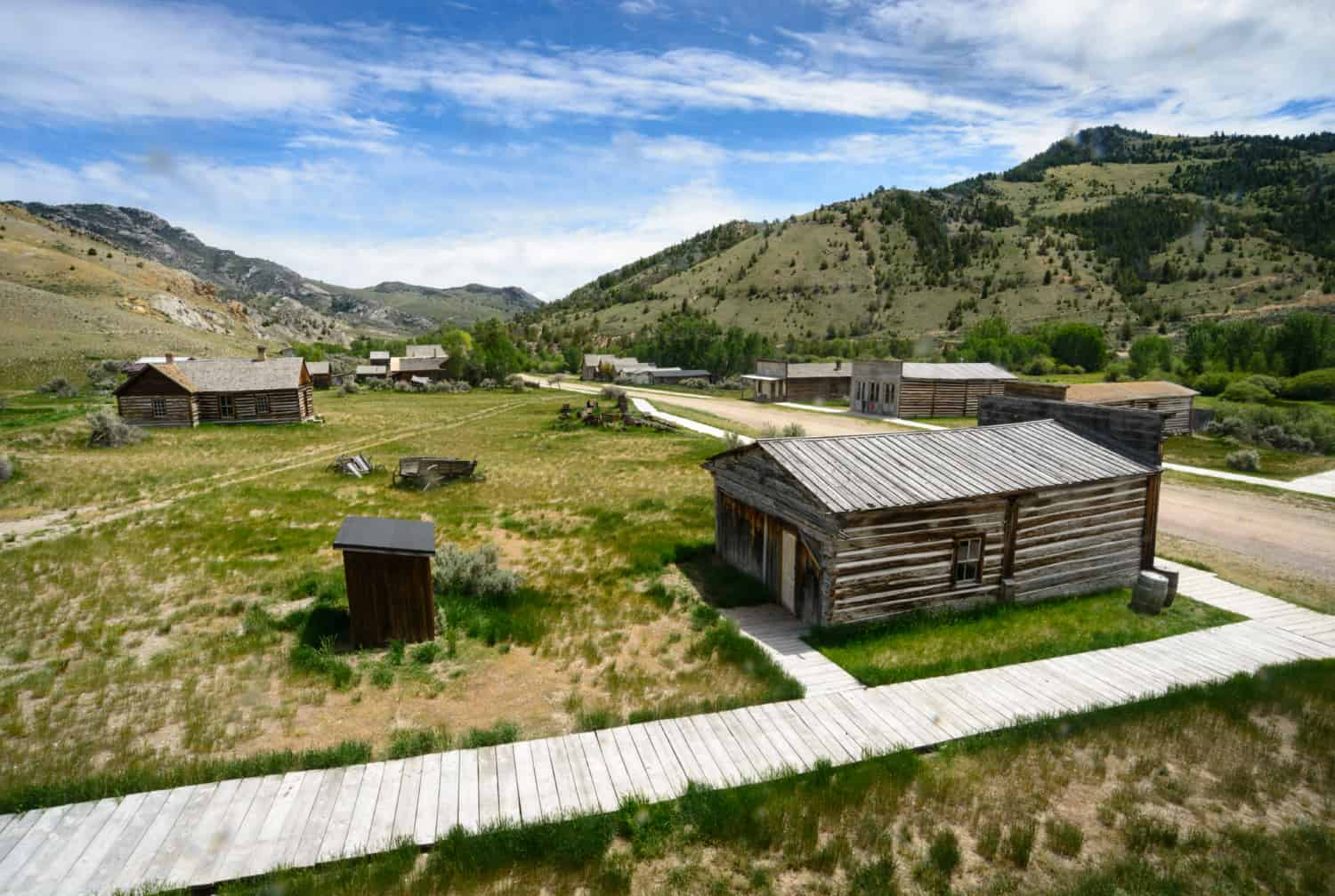 Review of Pet Bannack Ghost Town in Montana
