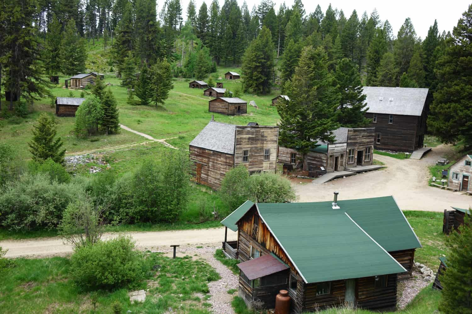 View with a view of Garnet, MT, Ghost Town, suitable for pets